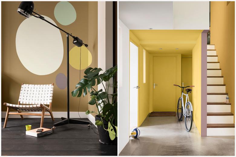 Kleur van het jaar 2018 for Interieur vormgeving