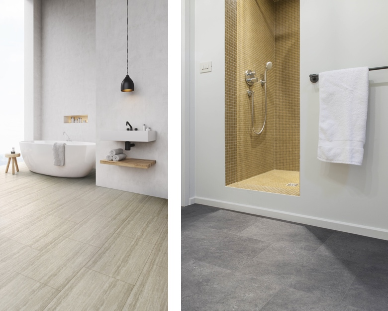 Van badkamer naar thuis spa