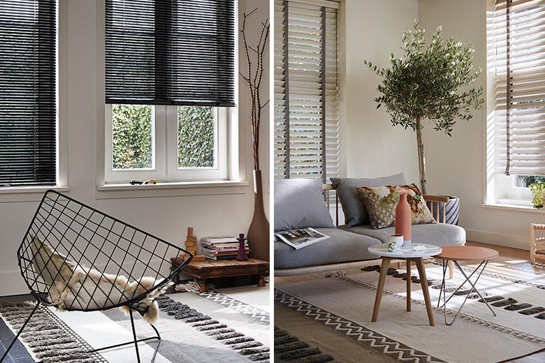 Waarom een luxaflex of horizontale jaloezie als raamdecoratie