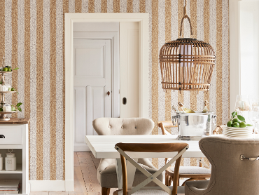 <b>BN Wallcoverings</b>; Rivièra Maison behang impressie