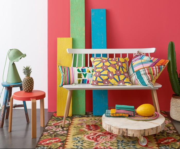 Kleurtrend Roze Interieur : Wijzonol trendcorner kleurtrend inspiratie decokay hansen