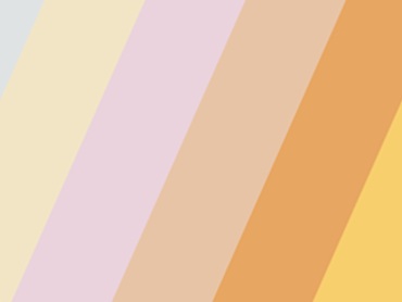 <b>Zomer zon</b>; een zomers kleurcontrast