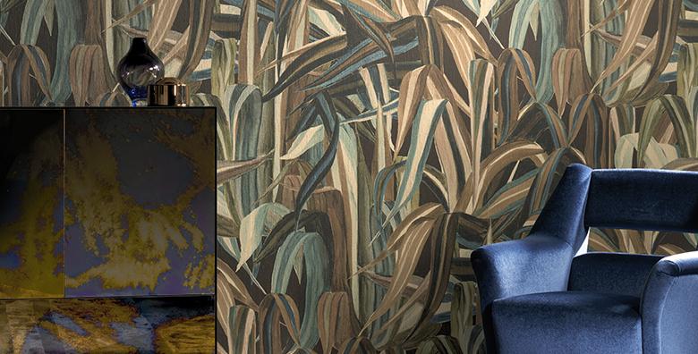 Behang met een <b>wow-effect</b> in een Art Deco <b>woonstijl</b>