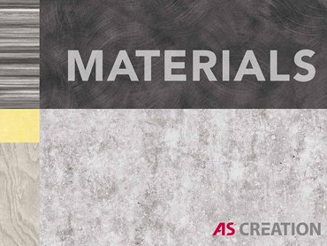 <b>AS creation</b> Industrial style collectie <b>Materials</b>