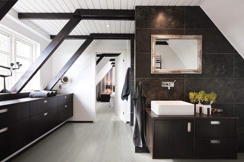 Van badkamer naar 'thuis' spa