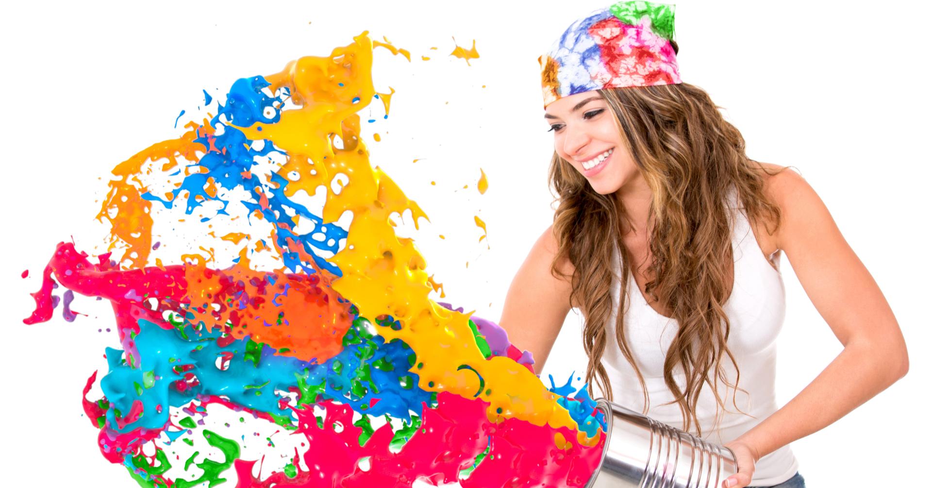Geef kleur aan iemands leven!
