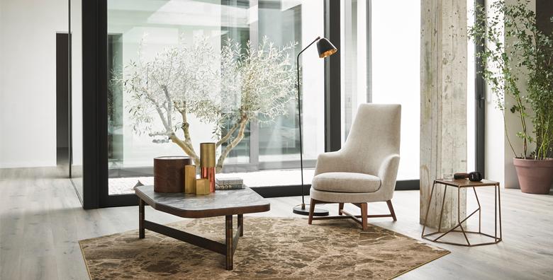 Met een <b>warm</b> en <b>luxe</b> tapijt word je altijd goed wakker