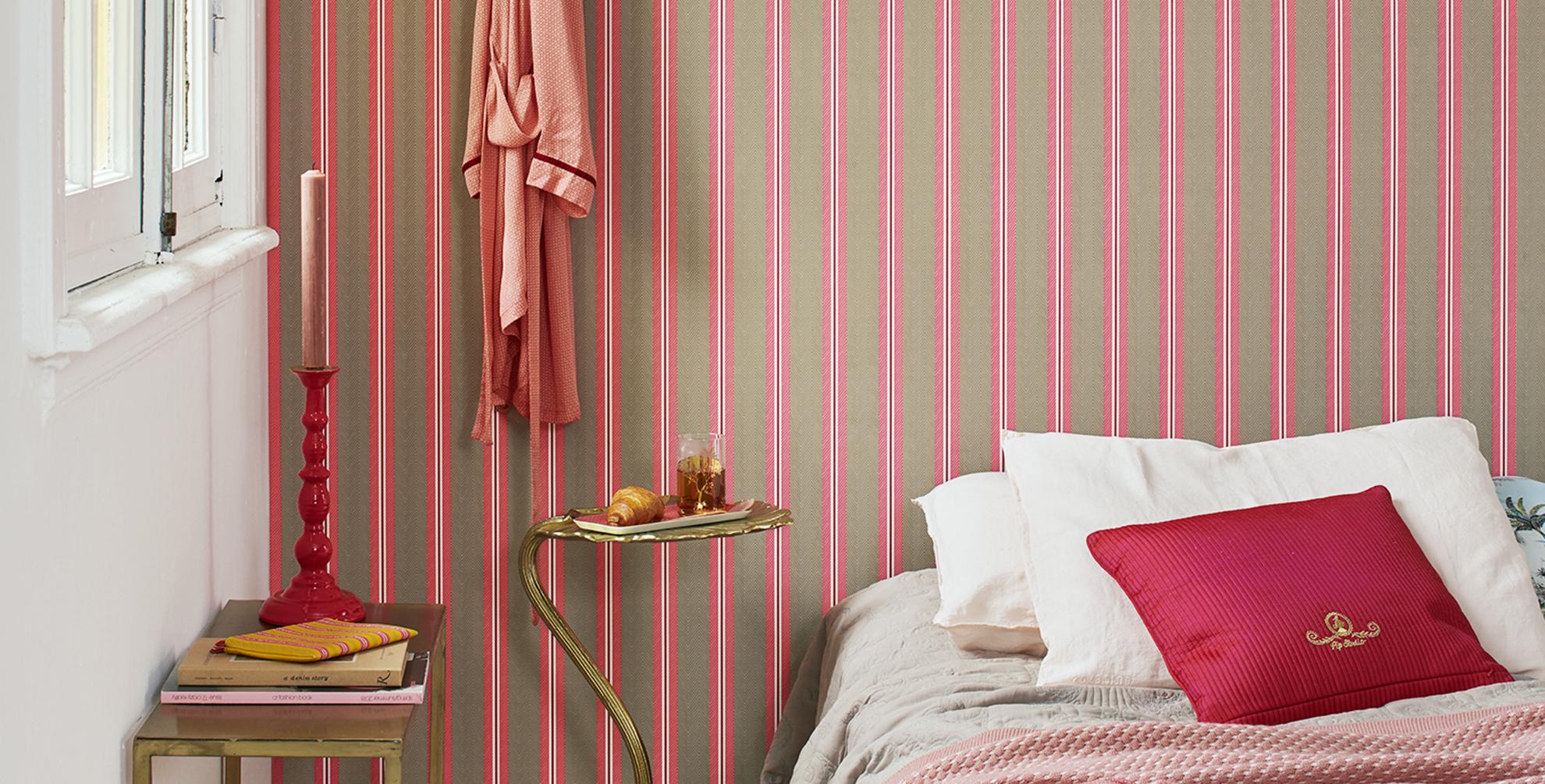 <b>Frisse</b> muren voor deze <b>lentedagen</b>