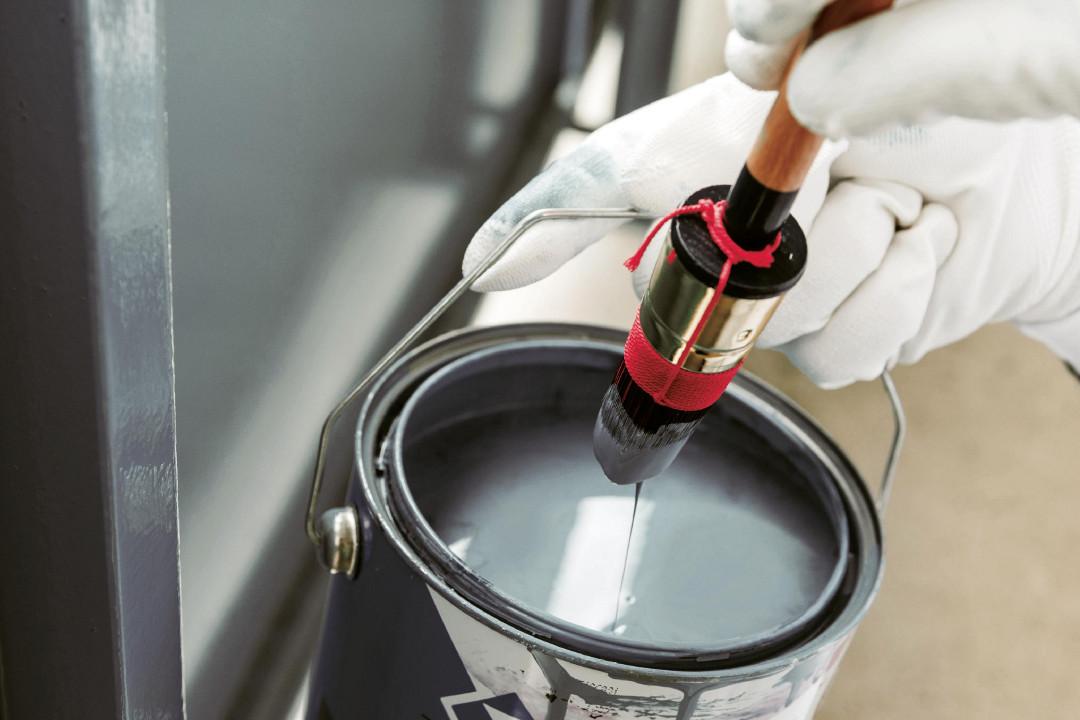 Buiten schilderen: het beste resultaat met professionele producten