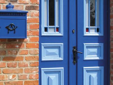 Tips voor <b>schilderen van deuren</b> buiten<br>