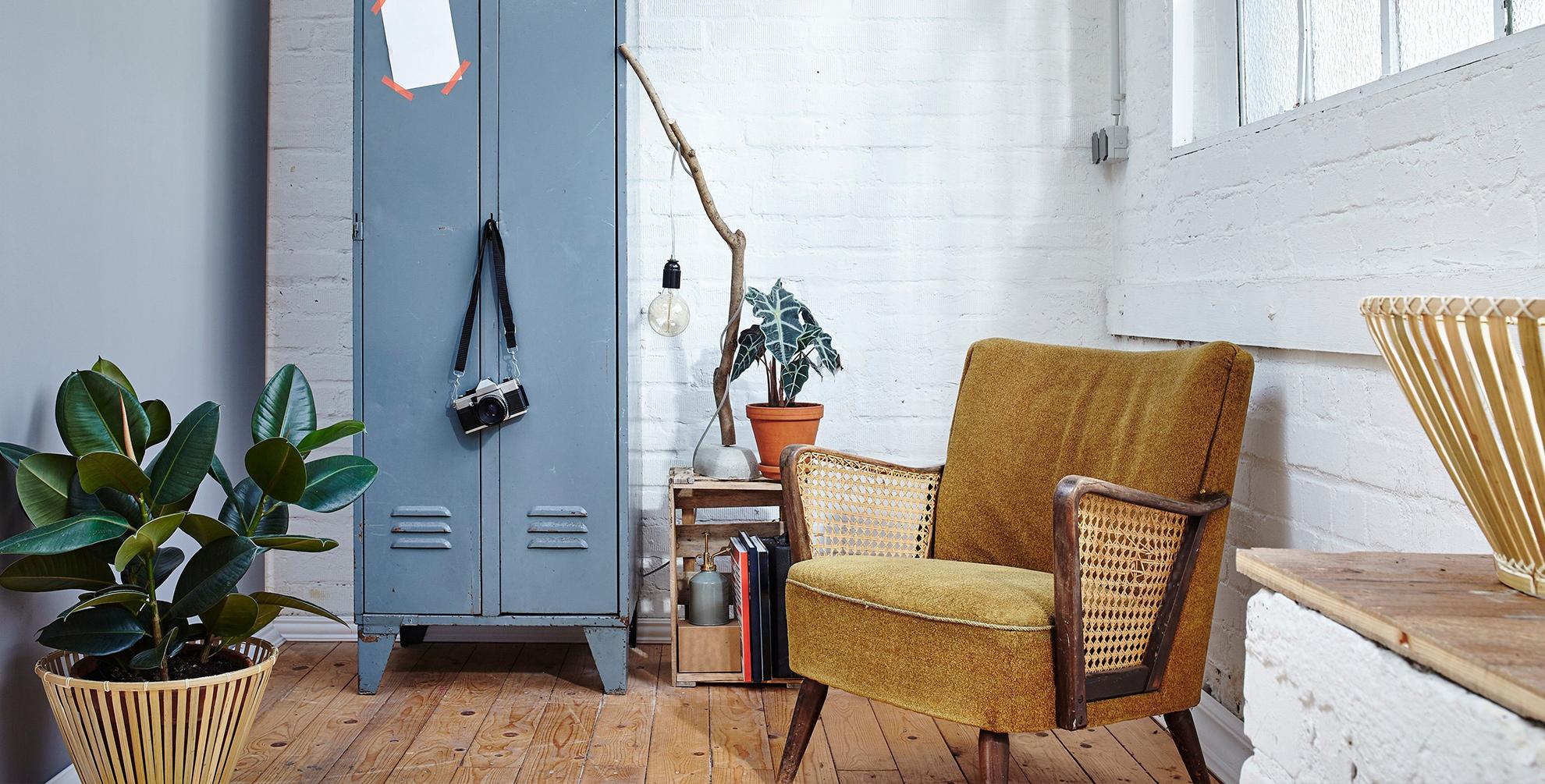 Haal historie in huis met vintage pronkstukken