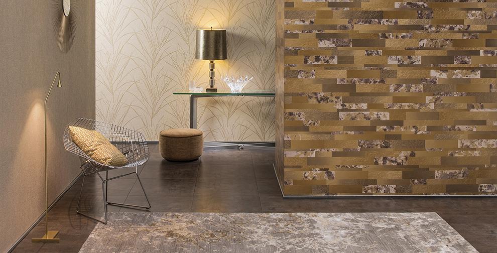De <b>ideale combinatie</b> van muur en vloer