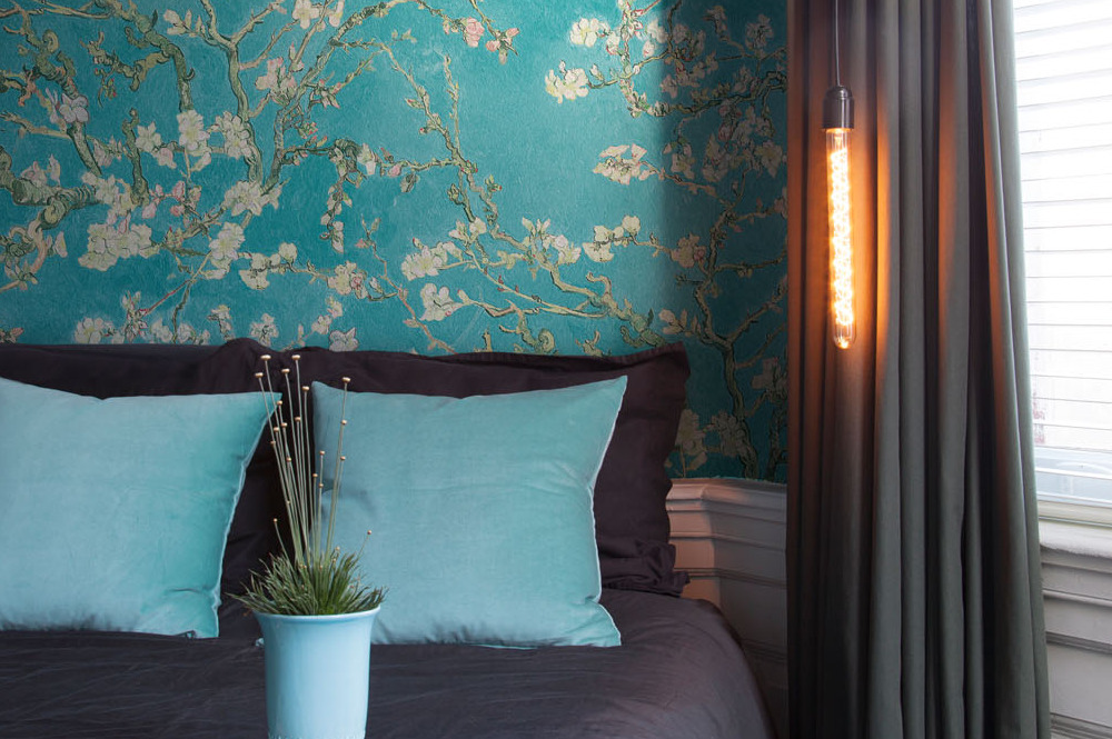 Welk soort behang past het beste in een bepaalde ruimte?
