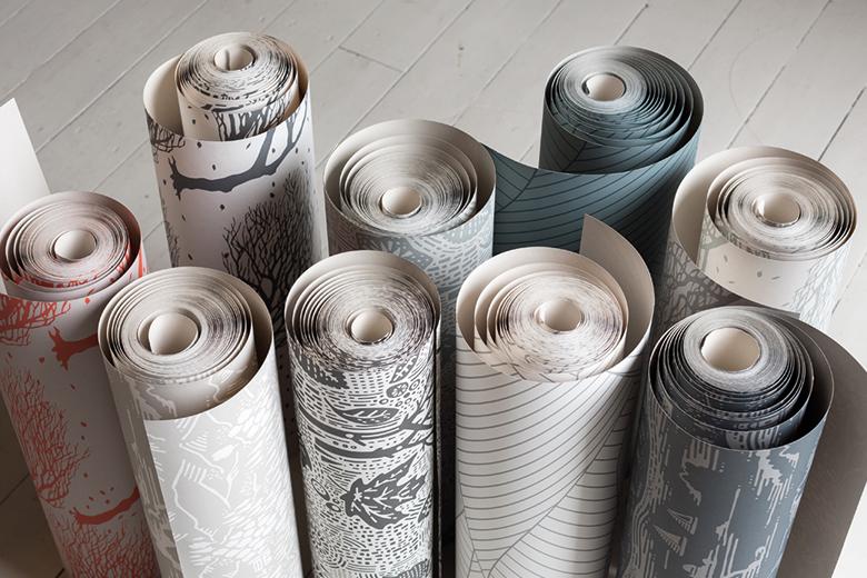 Welke verschillende soorten behang zijn er?