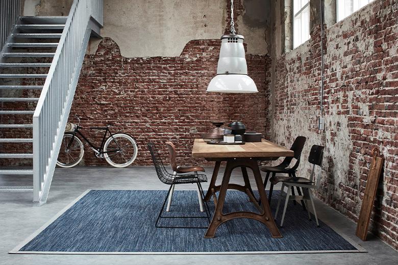 Welke vloer past bij een industriële woonstijl?