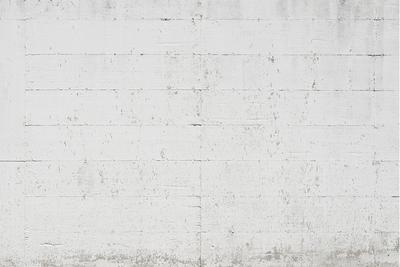 Verven van een betonnen muur