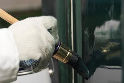 Buiten schilderen als het vriest, kan dat?