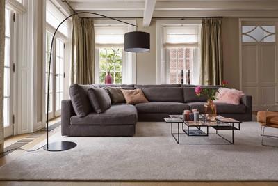 Vloerkleden worden gebruikt voor decoratie en isolatie