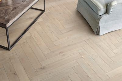 Waar is een pvc vloer van gemaakt?