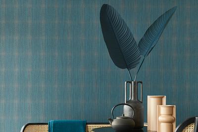 Behang voor de modern/klassieke woonstijl