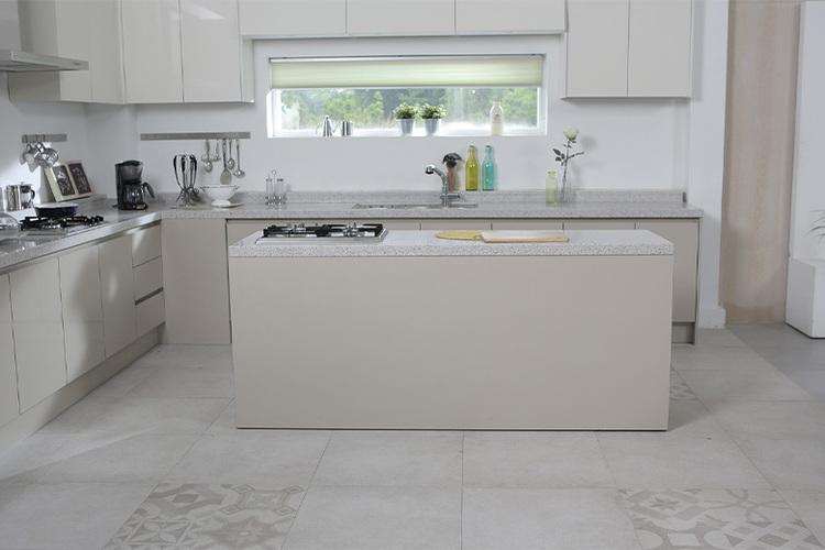 Goed reinigbare muurverf is ideaal voor in de keuken of hal