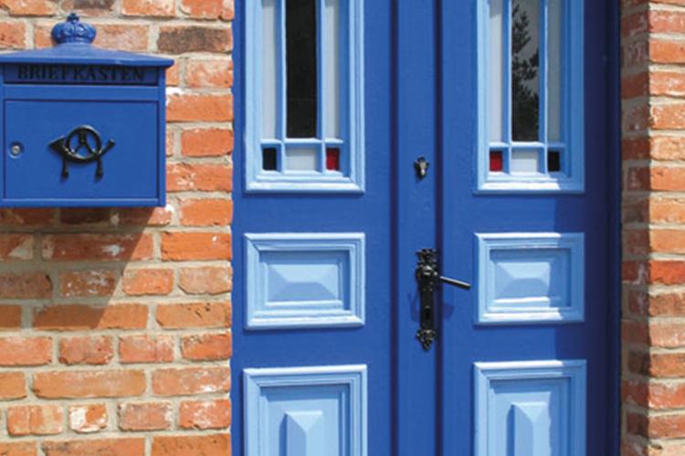 Tips voor schilderen van voordeur