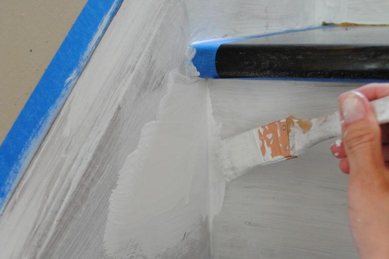 Waar moet je op letten als je de trap schildert?