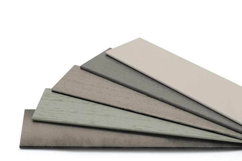Wat is een vinyl wood jaloezie?
