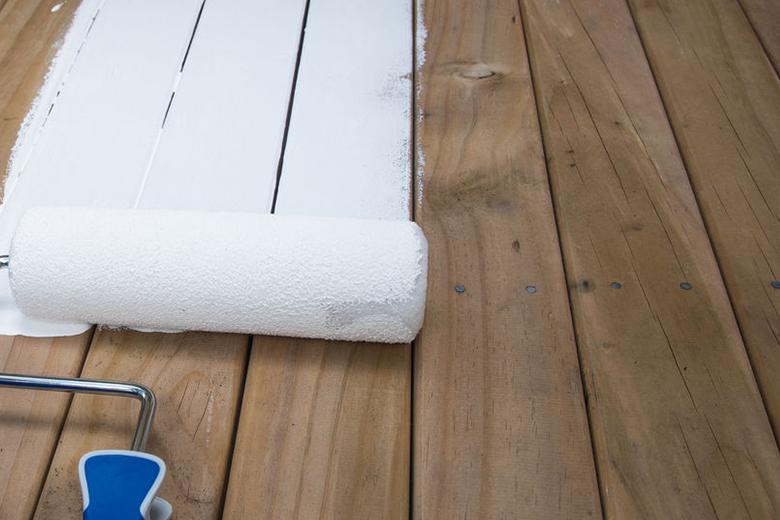 Zelf je houten vloer schilderen