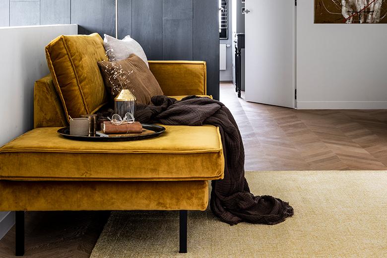 Vloerkleden voor woonkamer styling