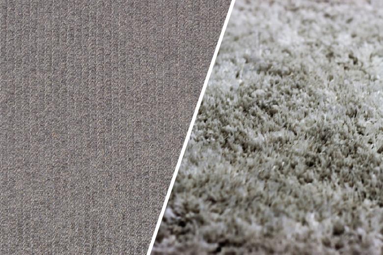 Wat is het verschil tussen hoogpolige en laagpolige vloerkleden?