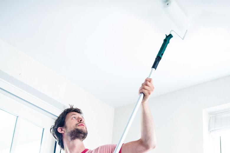 Wat is plafondverf?
