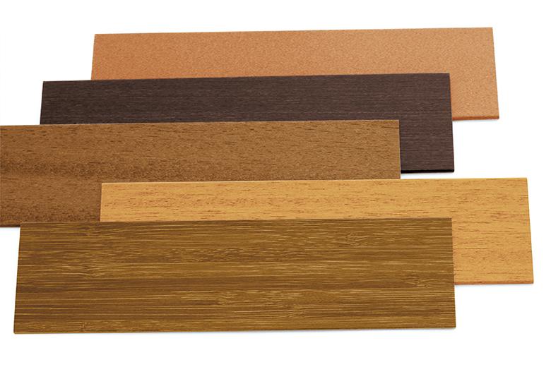 Welke houtsoorten zijn er bij jaloezieën?