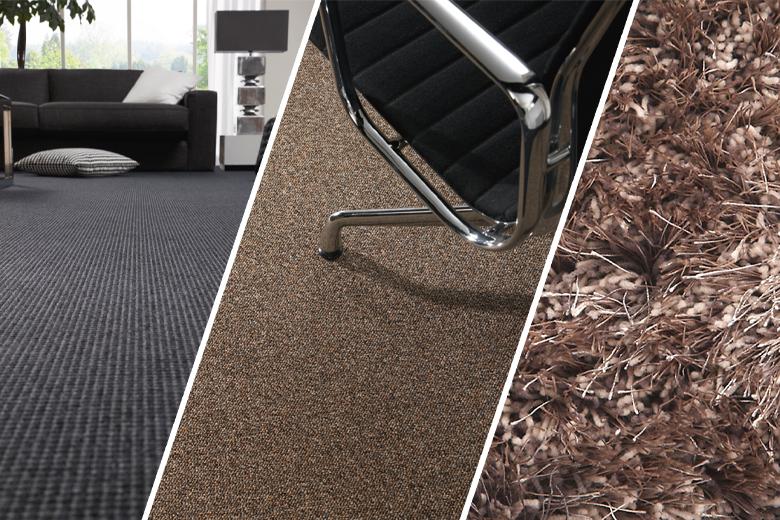 Welke soorten tapijt zijn er?