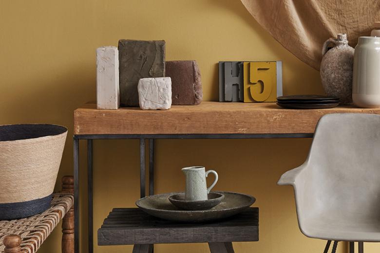 Verf voor woonkamer styling   Decopedia van Decokay
