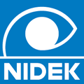 Logo van de leverancier Nidek