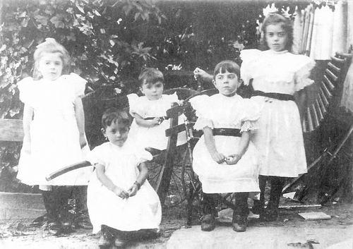 Treur Willem 1866 19__ 1e 5 Kinderen