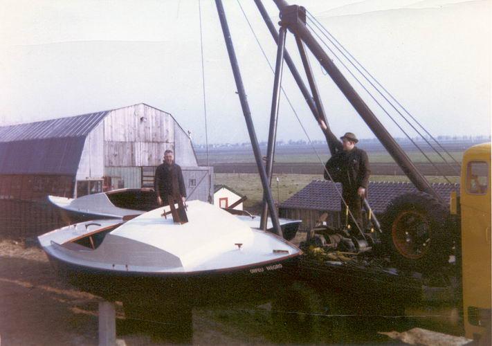 05 Wies Adriaan 1963 bouwt 10 Zeilboten Jan v Hasselt 01