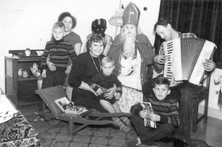 06 Wies Gerrit 1958 Sinterklaas 09