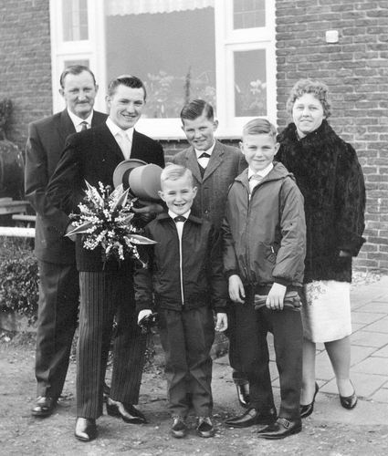 06 Wies Gerrit 1963 zoon Kobus trouwt Sabine Piet 02