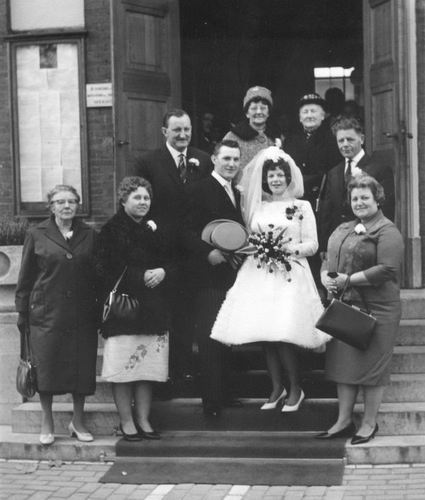 06 Wies Gerrit 1963 zoon Kobus trouwt Sabine Piet 33