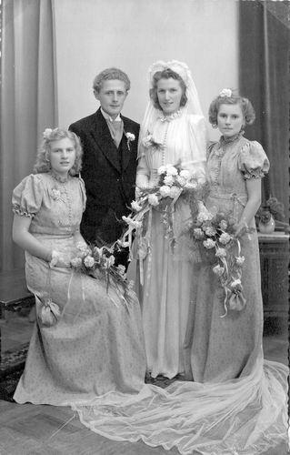 07 Wies Sien 1947 Trouwt Jan Leen