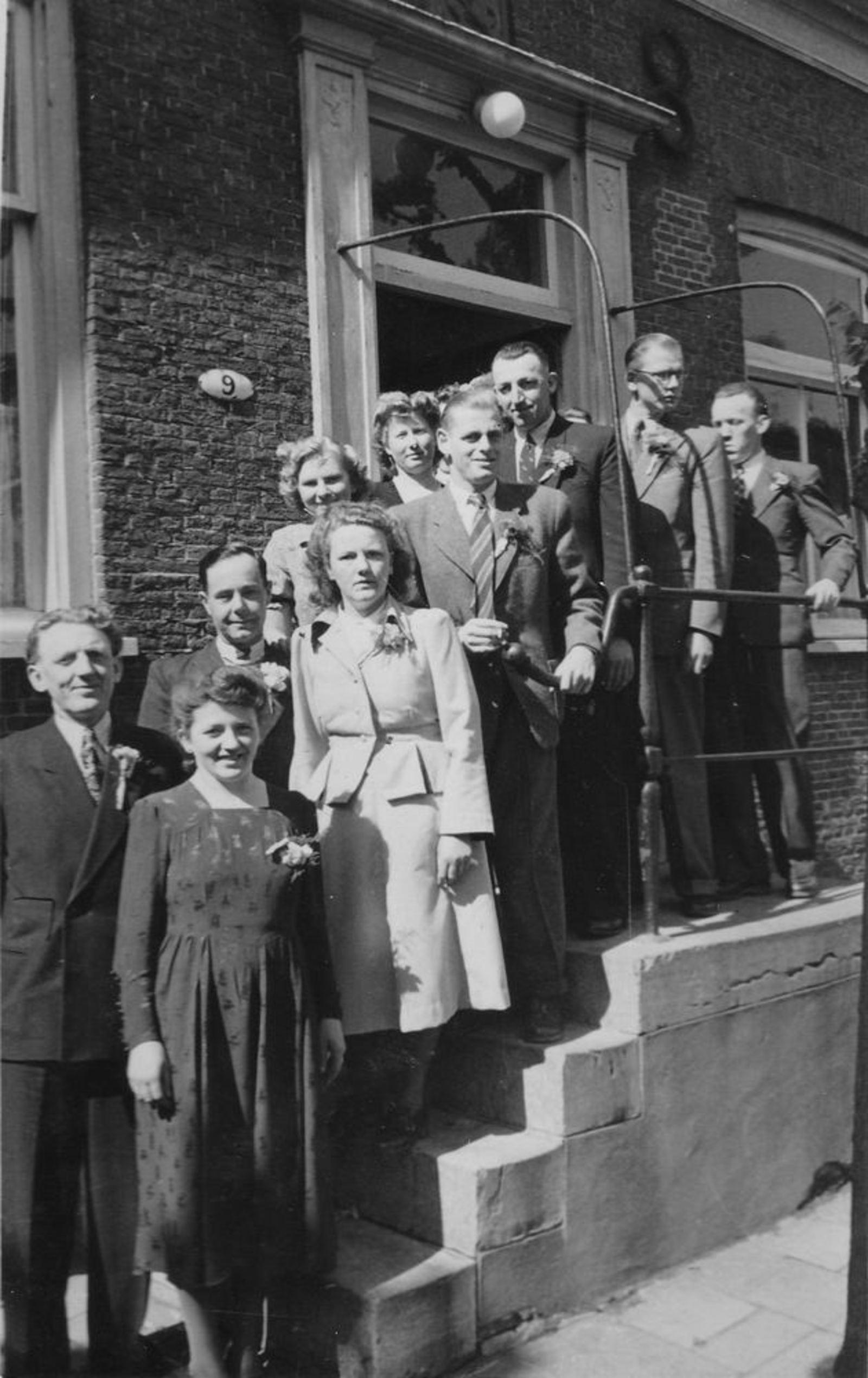 08 Wies Marie 1949 Trouwt Piet Smit 19_2