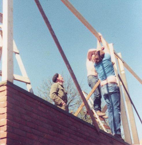 09 Wies Jan 1981 Verbouwing Kruislaan 30