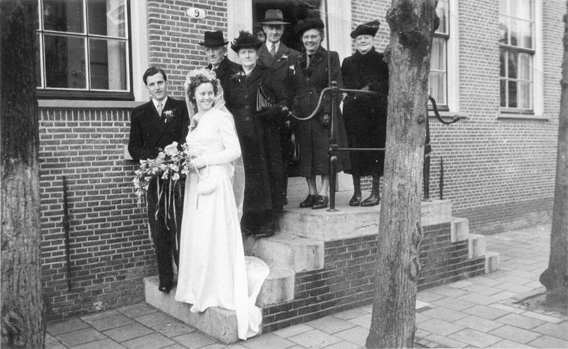 11 Wies Henk 1951 Trouwt Nelly Joren 09