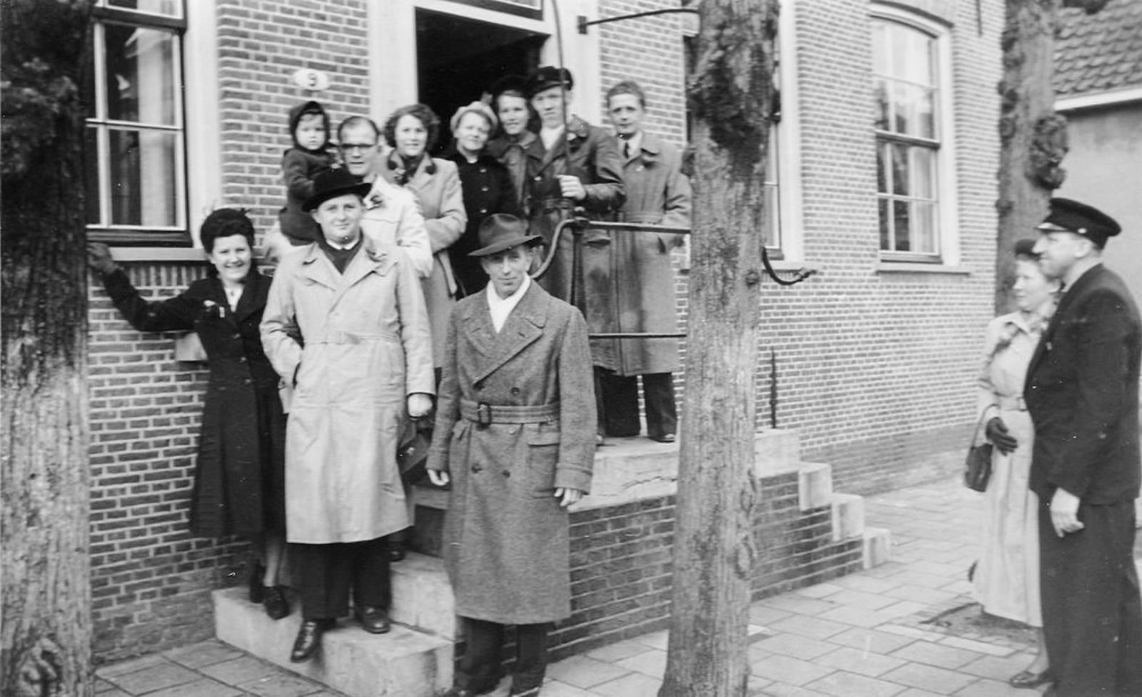 11 Wies Henk 1951 Trouwt Nelly Joren 11