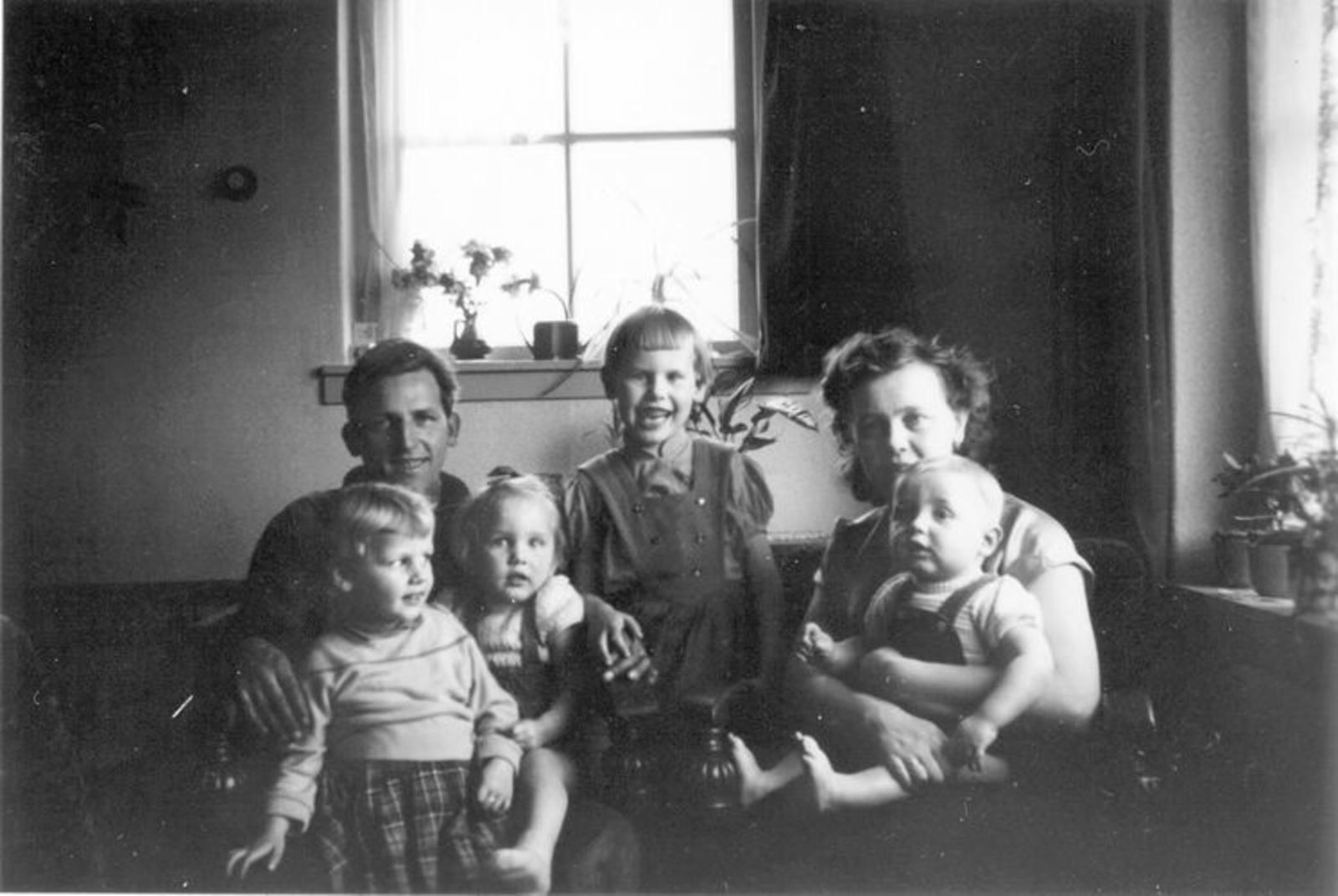 11 Wies Henk 1956± Gezin tm Kees