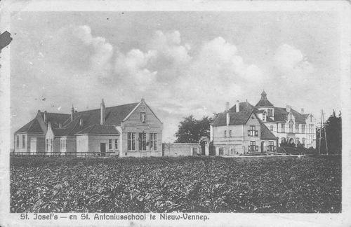 Venneperweg Z 0304 1927 St Jozef's en St Antoniusschool