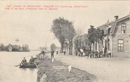 Huigsloterdijk 0003 1912 Cafe Land- en Waterzicht