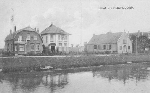Hoofdweg W 0695-691 1921